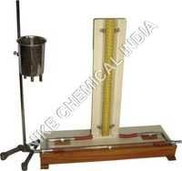 Poiseuille's Viscosity Apparatus