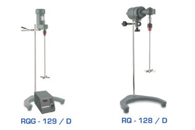 CENTRIFUGES & LABORATORY STIRRERS