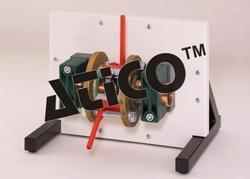 Cutaway Model Standard Orifice Plate