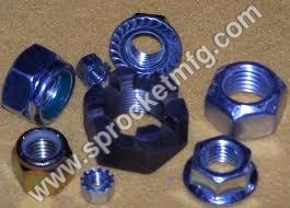Heavy Duty Self Locking Nuts