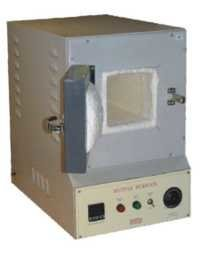 RECTANGULAR MUFFLE FURNACE HIGH TEMPERATURE (1200 Deg C)