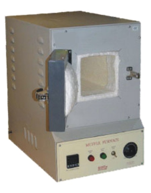 RECTANGULAR MUFFLE FURNACE (1000 Deg C)