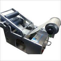Semi Automatic Sticker Labeling Machinery
