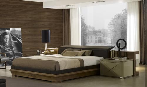 Queen Drawer Bed