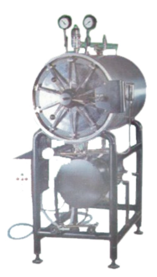 AUTOCLAVE (HORIZONTAL - DOUBLE WALLED)
