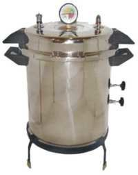 AUTOCLAVE PORTABLE PRESSURE COOKER TYPE