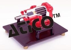 Cutaway Model Gear Pump