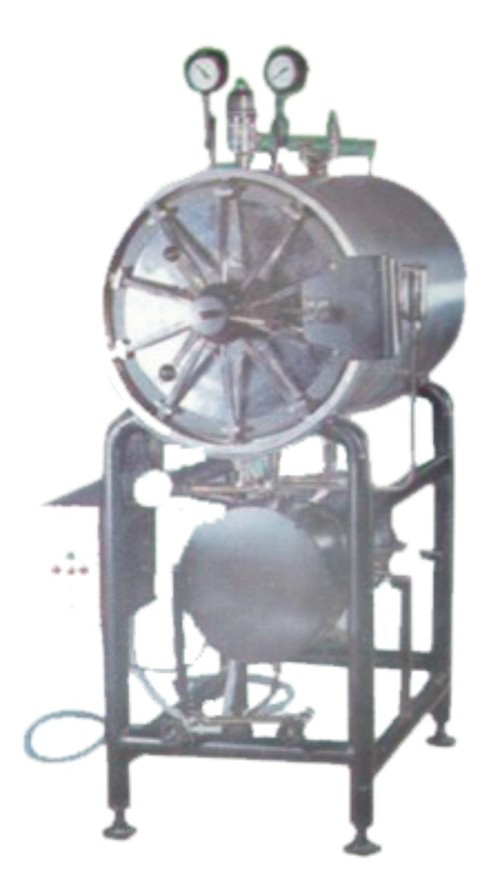 HORIZONTAL CYLINDRICAL STEAM STERLIZER