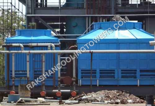 FRP Square Shape Cooling Towers
