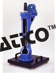 Cutaway Model Underground Hydrant