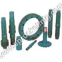 Paver Machine Spare Part