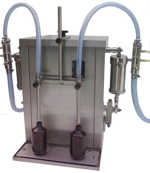 Semi Automatic Liquid Machine