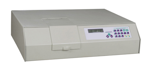 DOUBLE BEAM SPECTROPHOTOMETER 1372