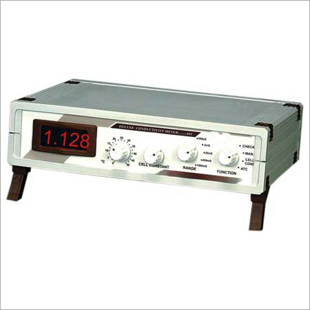 DIGITAL CONDUCTIVITY METER 601 & 611