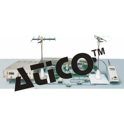 Antenna Trainer With Variable Frequency