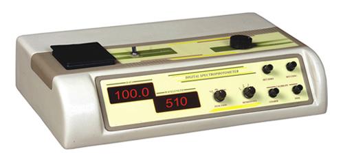 DIGITAL SPECTROPHOTOMETER 304 & 305