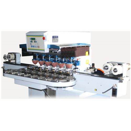 Industrial Automatic Pad Printing Machine