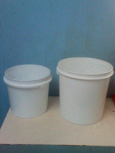 Plastic HDPE 3 & 4 LITER Bottles