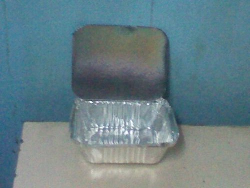 Plastic HDPE Food Container