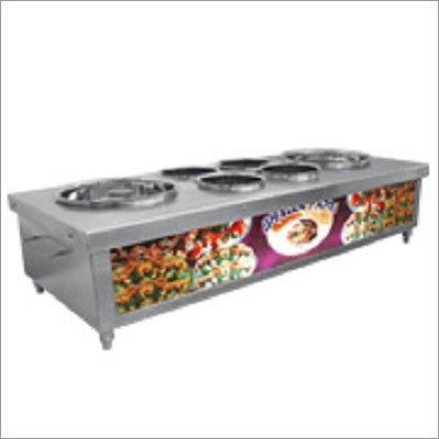 Bhalla Papri Display Counter