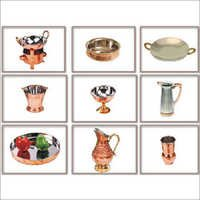 Copper Dishes