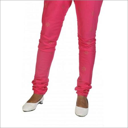Light Pink Khari Churidar