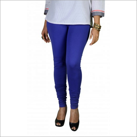 Royal Blue Hosiery Churidar