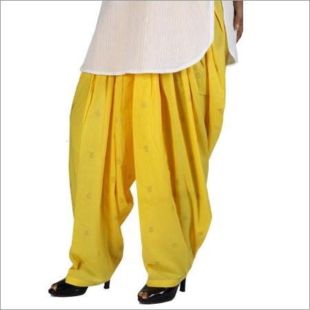 Yellow Khari Patiala