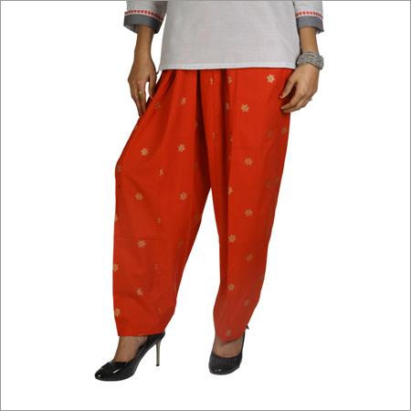 Red Khari Salwar