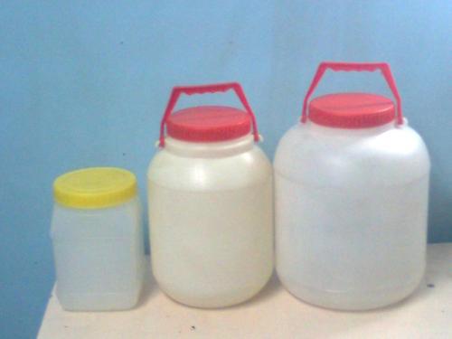 Plastic HDPE Pharma Bottles