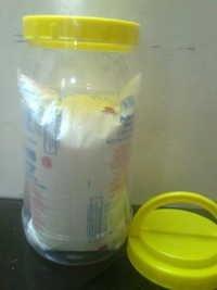 2kg Round Jar With 1kg Ghee