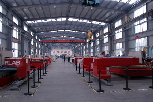 Farley Laserlab Plant