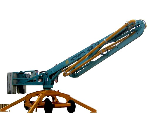 Stationary Boom Placer