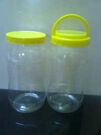 simple & handle cap2kg  round jar