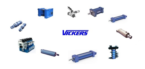Eaton Vickers Hydraulic Pumps & Valves