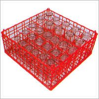 Commercial Glass Wire Racks
