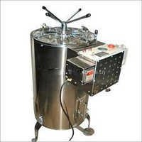 Stainless Steel Vertical Autoclaves