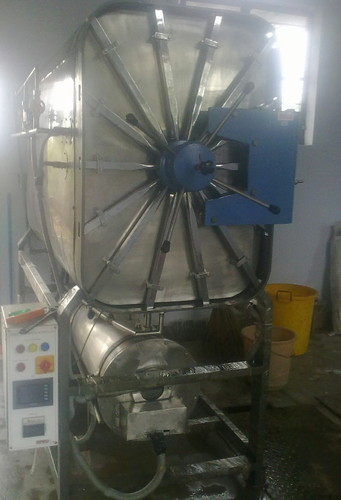 Fully Automatic Horizontal Autoclaves
