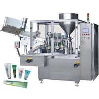Automatic Ointment Filling Machines
