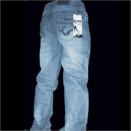 Denim Stretch Skinny Jeans