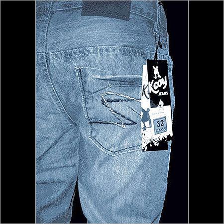 Denim Ripped Skinny Jeans