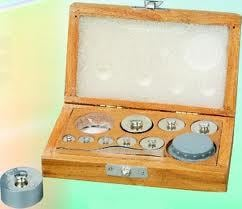 Physical Weight Box (Brass C.P)