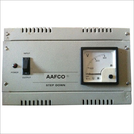 Relay Type Voltage Stabilizer