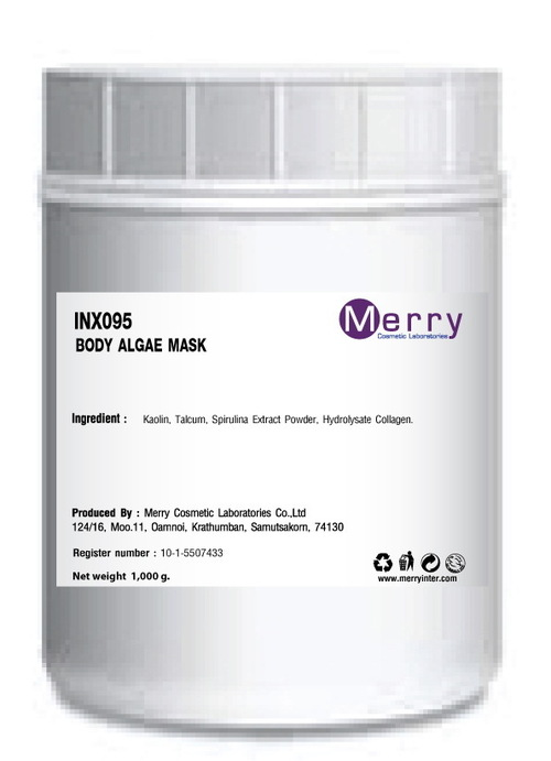 BODY ALGAE MASK