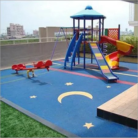 Commercial Rubber Flooring