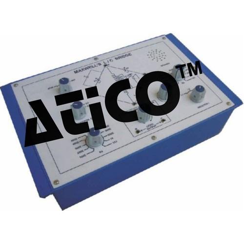 Measurement of Inductance & Capacitance