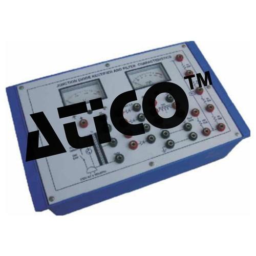 Junction Diode Rectifier & Filter Characteristics