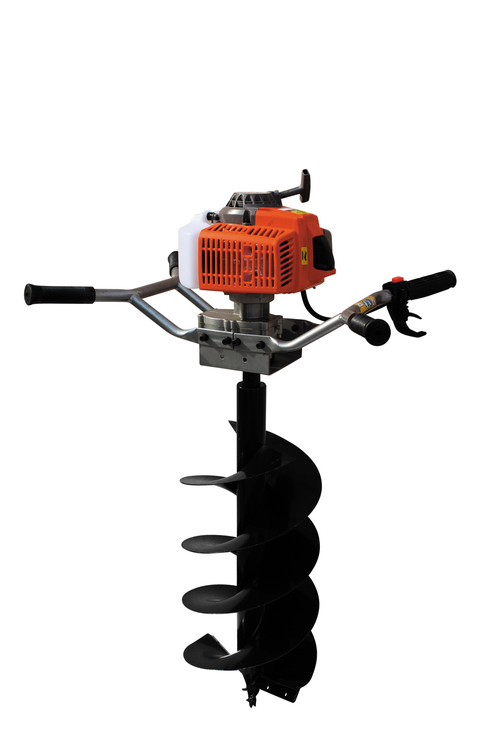 68cc Two Stroke Ground Drilling Machine