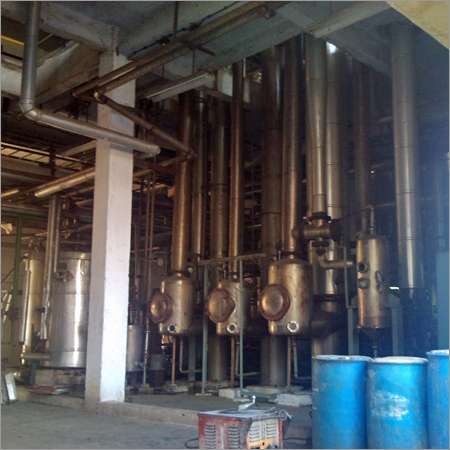 Evaporators Plants