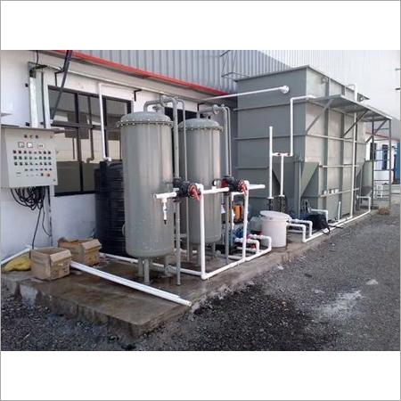Prefabricated Effluent Treatment Plant